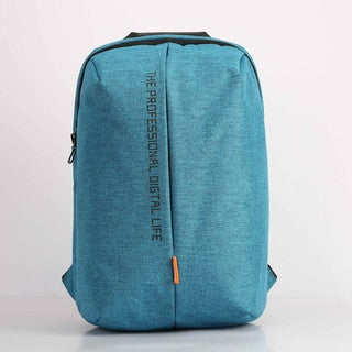 Kingsons Pulse Series Blue 15.6-inch Laptop Backpack (Blue)