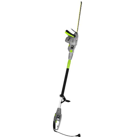 Earthwise 2.8 Amp Convertible 2-in-1 Pole Hedge Trimmer