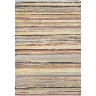 Couristan Easton Vibe/Dusk Area Rug (5'3 x 7'6)