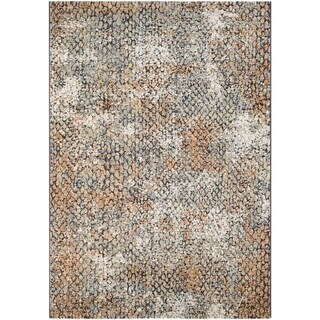 Couristan Easton Zen/Earthtones Area Rug