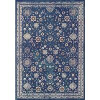 Couristan Vintage Bijar/Denim Rug (7'10 x 10'10) - 7'10 x 10'10