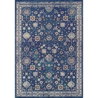 Couristan Vintage Bijar/Denim Rug (5'3 x 7'6)