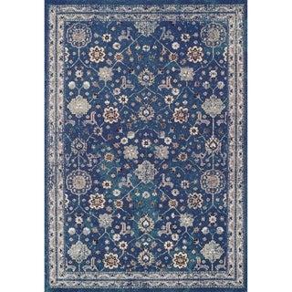 Couristan Vintage Bijar/Denim Rug (3'11 x 5'3)
