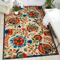 Havenside Home Wrightsville Indoor/Outdoor Rug (9'6 x 13') - 9'6 x 13'