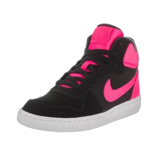 Nike Kids Court Borough Mid (GS) Basketball Shoes