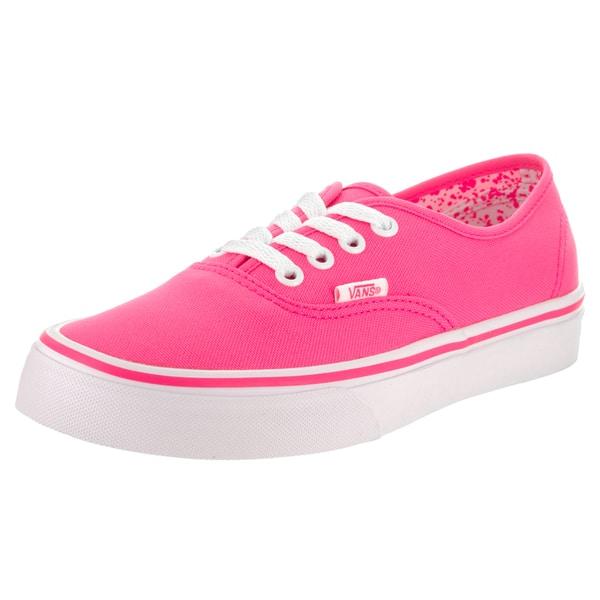 Shop Vans Unisex Authentic Neon Splatter Skate Shoe - Free Shipping ... de86ca43b