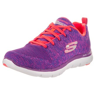 Skechers Women's Flex Appeal 2.0 - Hight Energy Casual Shoe