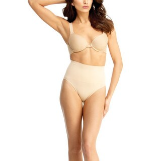 Memoi Women's High-waisted Brief Shaper