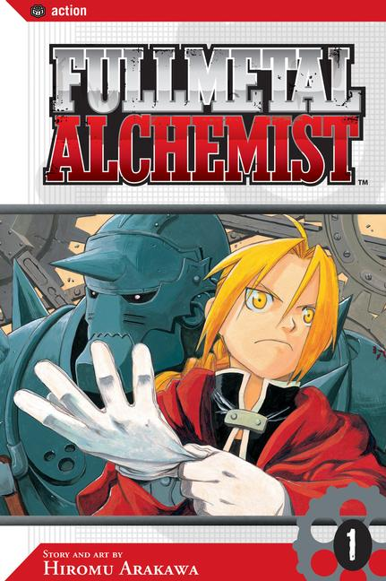 Fullmetal Alchemist 1 (Paperback)