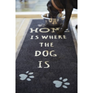 Howler and Scratch Home Premium Nylon Washable Runner Rug (1'8 x 4'11)