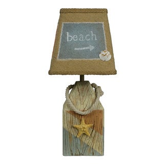 Somette Starfish Buoy Accent Lamp