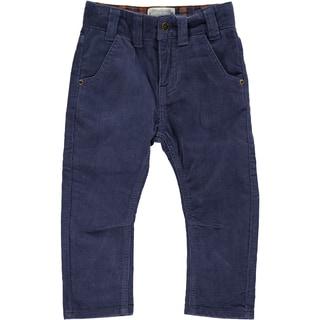 Rockin Baby Boy's Navy Cord Pant