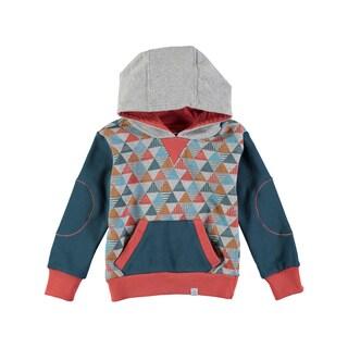 Rockin Baby Boy's Multi Printed Sweatshirt