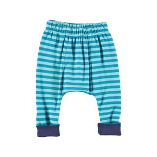 Rockin Baby Baby Boy Blue Stripe Legging