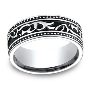 Men's Cobalt 8.5-millimeter Ring