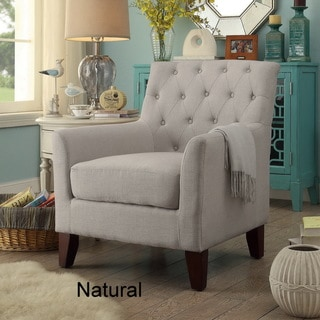 Moser Bay Antonia Tufted Club Chair