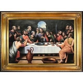 Juan de Juanes 'The Last Supper' Hand Painted Oil Reproduction