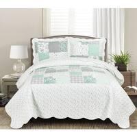Leandra 3-piece Quilt Set