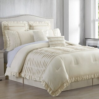 Amrapur Overseas Antonella 8-piece Comforter Set (4 options available)