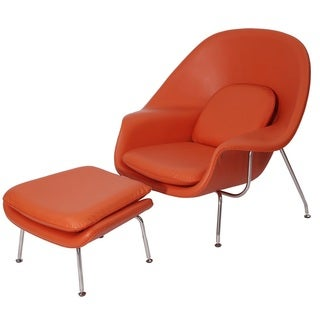 MLF Premium Version Womb Chair & Ottoman.