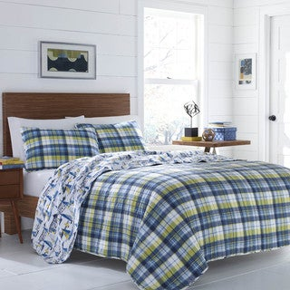 Poppy & Fritz Royce Cotton Quilt Set
