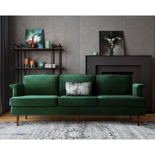 Porter Velvet Sofa