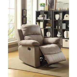 Acme Furniture Parklon Microfiber Recliner