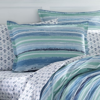 Poppy & Fritz Alex Cotton Duvet Cover Set