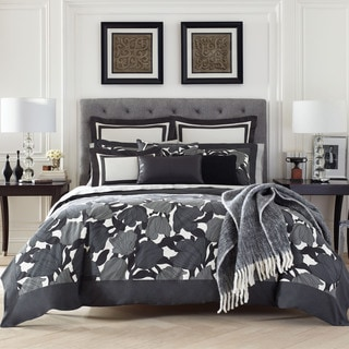 Jones New York Bridgette Border Cotton Comforter Set