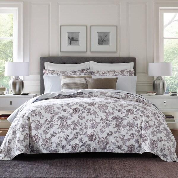 Jones New York Greenwich Cotton Comforter Set