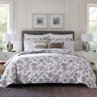 Jones New York Greenwich Cotton Comforter Set