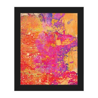 Incredibly Lucky Framed Canvas Wall Art Print