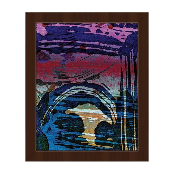'Tiesto' Framed Canvas Wall Art Print