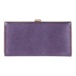 Women's Lodis Vanessa Variety Quinn Clutch Wallet Purple