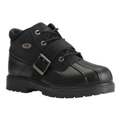 Men's Lugz Avalanche Strap Ankle Boot Black