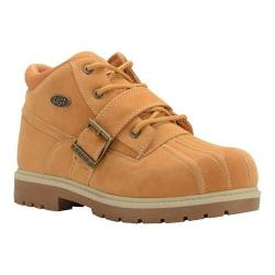 Men's Lugz Avalanche Strap Ankle Boot Golden Wheat/Cream/Gum