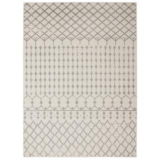 Jasmin Collection Moroccan Trellis Area Rug (7'10 x 9'10)