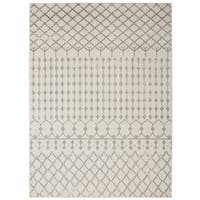 "Jasmin Collection Moroccan Trellis Area Rug (7'10 x 9'10) - 7'10"" x 9'10"""