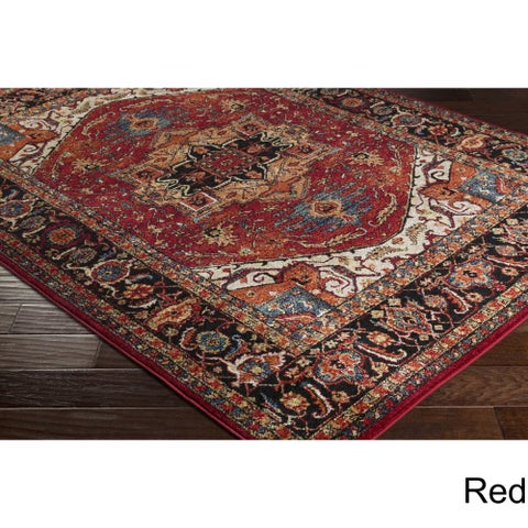 "Copper Grove Laurentian Machine-made Area Rug - 6'7"" x 9'6"""