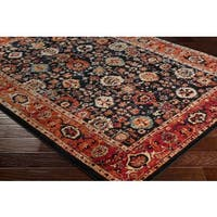 Laurel Creek Edgar Oriental Machine-made Area Rug - 7'10 x 10'6