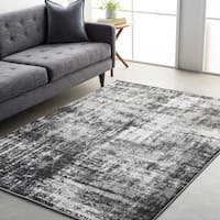 Molly Contemporary Abstract Area Rug - 7'11 x 10'