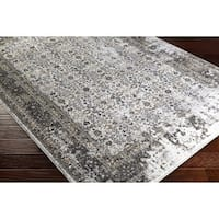 Hadley Distressed Traditional Area Rug - 7'11 x 10'