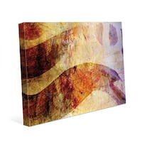 'Mubanga' Canvas Abstract Wall Art Print