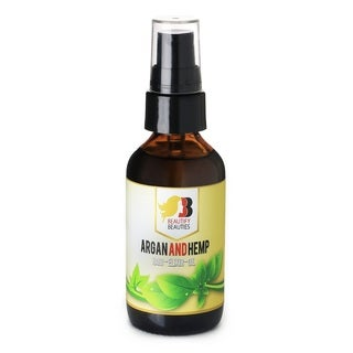 Beautify Beauties Professional Salon Style 2-ounce Hair Elixir Oil