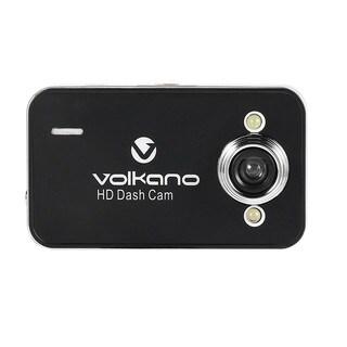 Volkano Drive Series Dashboard Camera (Black)