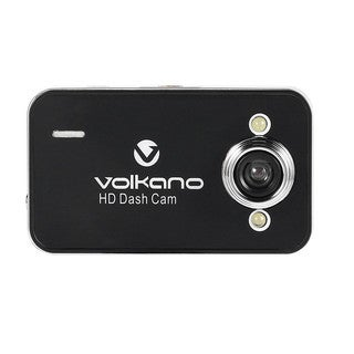 Volkano Drive Series Dashboard Camera (Black)