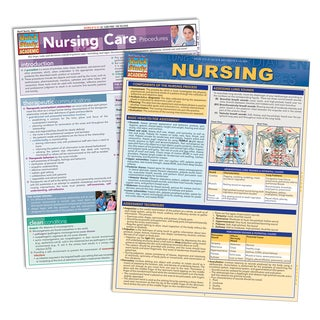 Nursing QuickStudy Bundle