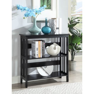 Convenience Concepts Mission 3-tier Bookcase