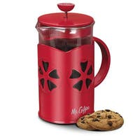 Mr. Coffee 20-ounce Red Coffee Press