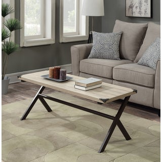 Convenience Concepts Zurich Coffee Table (2 options available)